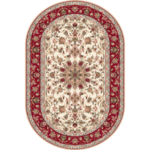 Samir, Rød kant, Oval