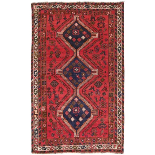 Shiraz, 158 x 251 cm.