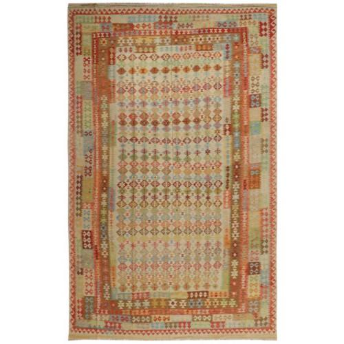 Afghan Kelim, 309 x 501 cm.