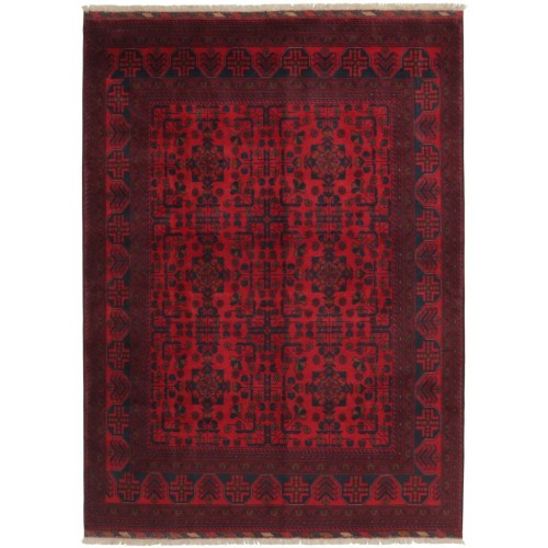 Old Afghan, 172 x 229 cm.