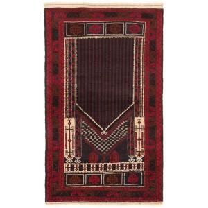Afghan old Balutch Fine , 85 x 138 cm.
