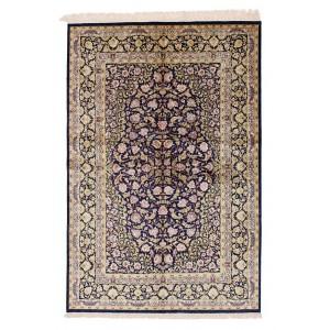 Ghom Silk, 131 x 196 cm.
