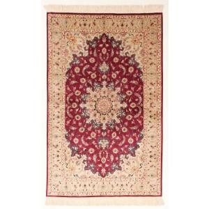 Ghom Silk, 98 x 154 cm.