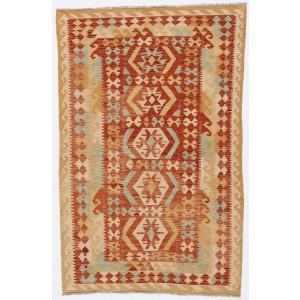 Afghan Kelim, 114 x 178 cm.