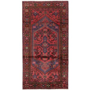 Kamseh, 108 x 204 cm.