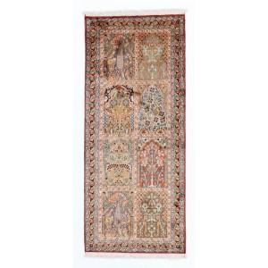Kashmir Silk, 76 x 180 cm.