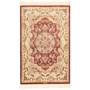 Ghom Silk, 80 x 121 cm.