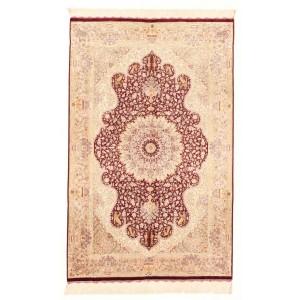 Ghom Silk, 98 x 152 cm.