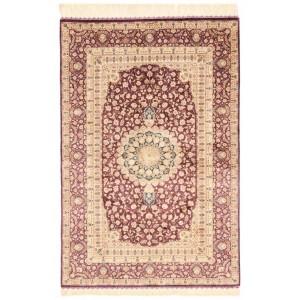 Ghom Silk, 100 x 148 cm.