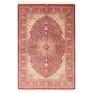 Ghom Silk, 102 x 151 cm.