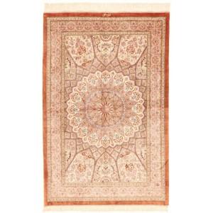 Ghom Silk, 97 x 146 cm.