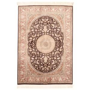 Ghom Silk, 100 x 146 cm.