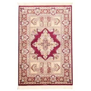 Ghom Silk, 100 x 147 cm.