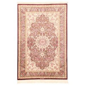 Ghom Silk, 98 x 148 cm.