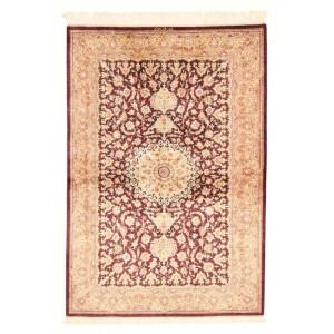 Ghom Silk, 100 x 143 cm.