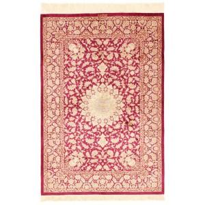 Ghom Silk, 100 x 145 cm.