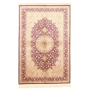Ghom Silk, 100 x 153 cm.