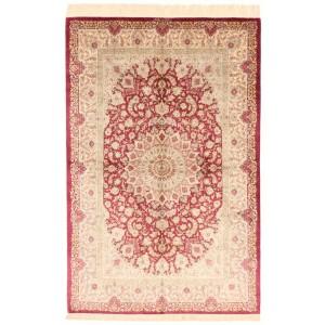 Ghom Silk, 135 x 208 cm.