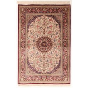 Ghom Silk, 133 x 200 cm.