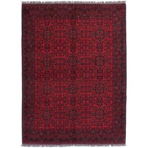Old Afghan, 173 x 234 cm.