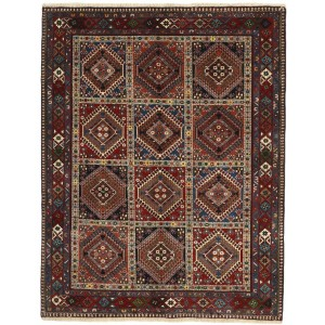 Yalameh, 154 x 196 cm.
