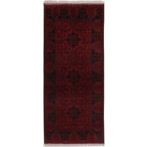 Old Afghan, 81 x 192 cm.