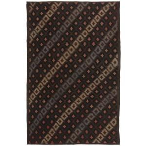 Kelim Old Fine, 208 x 312 cm.