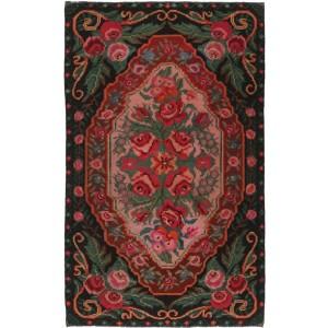 Rose Kelim Old, 177 x 290 cm.