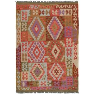 Afghan Kelim, 105 x 150 cm.