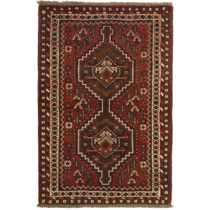 Shiraz, 85 x 124 cm.