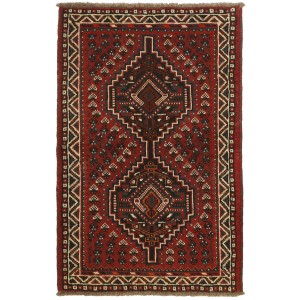 Shiraz, 80 x 126 cm.