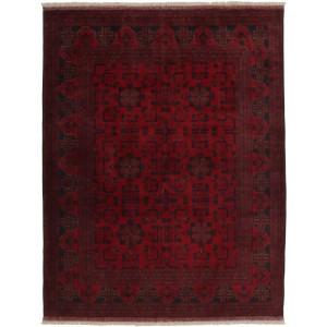 Old Afghan, 156 x 196 cm.