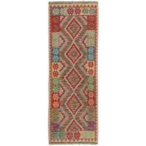 Afghan Kelim, 69 x 194 cm.