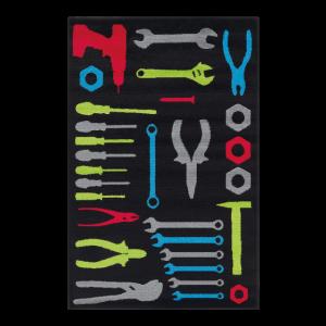 Værktøj, sort, 4432-71