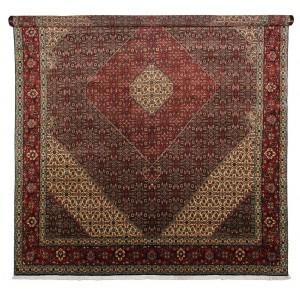 Tabriz 40 Mahi, 299 x 396 cm.
