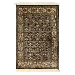 Srinagar Silk , 81 x 120 cm.