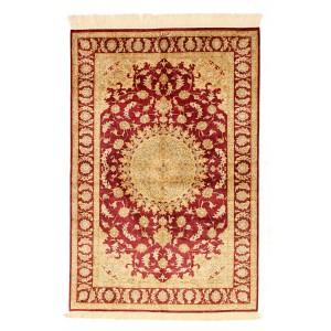 Ghom Silk , 98 x 148 cm.