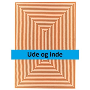 Braid Orange, udetæppe