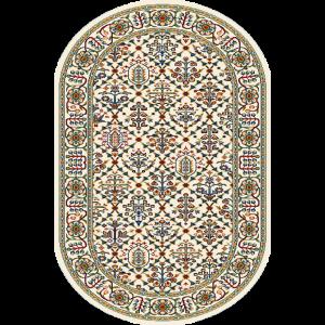 Tamir, Lys Beige, Oval